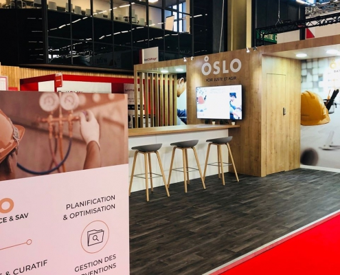 Stand OSLO stand Batimat 2019