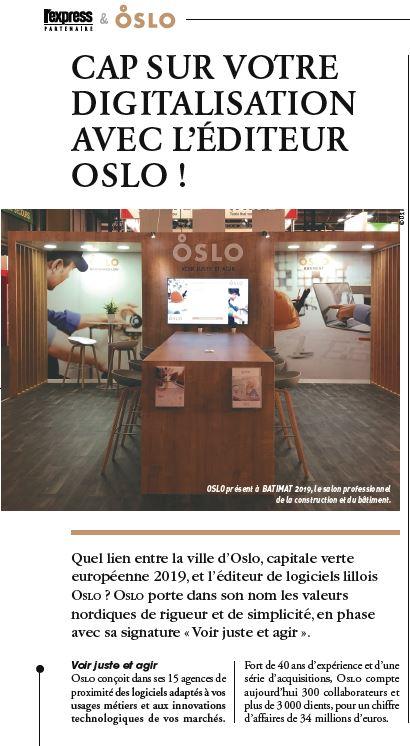 OSLO dans l'Express