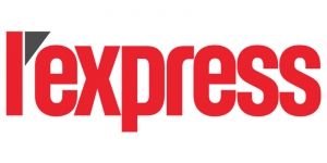 Logo l'Express journal