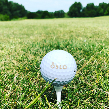 Balle de golf OSLO